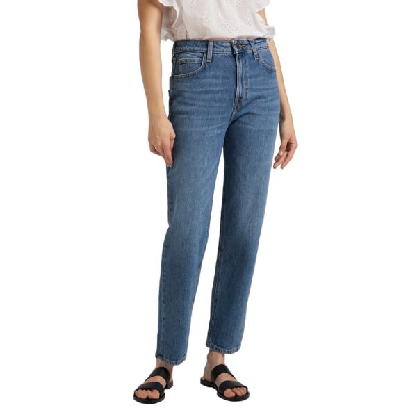 LEE Carol Jeans Cropped Straight - Vintage Lewes (L30UMWMQ)