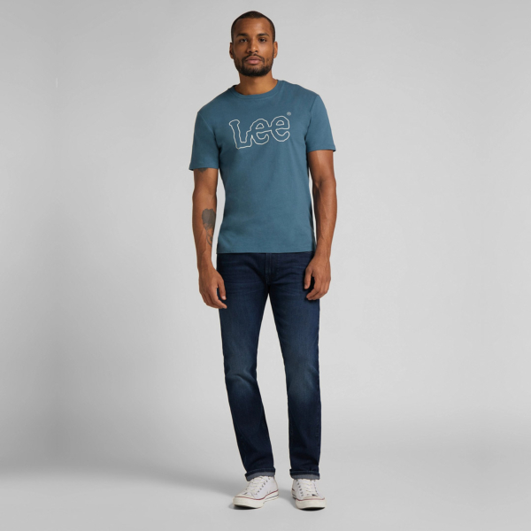 LEE Daren Zip Jeans Straight - Clean Ray (L707NOTV)