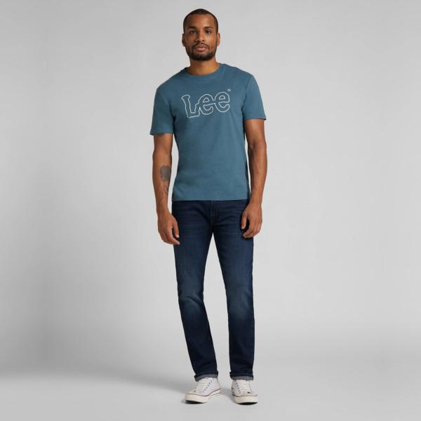 LEE Daren Zip Jeans Straight - Clean Ray (L707NOTV)
