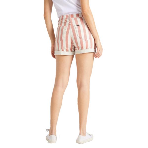 LEE Mom Shorts - Teracotta (L37M-LI-MG)