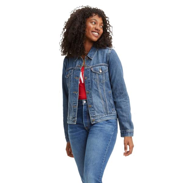 Levi's® Original Trucker Denim Jacket - Soft As Butter (29945-0063)