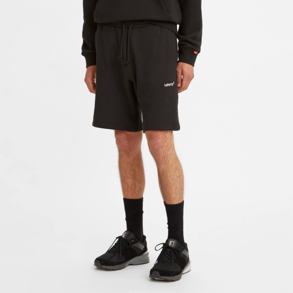 Levi's® Red Tab™ Sweat Shorts - Mineral Black (A1062-0001)