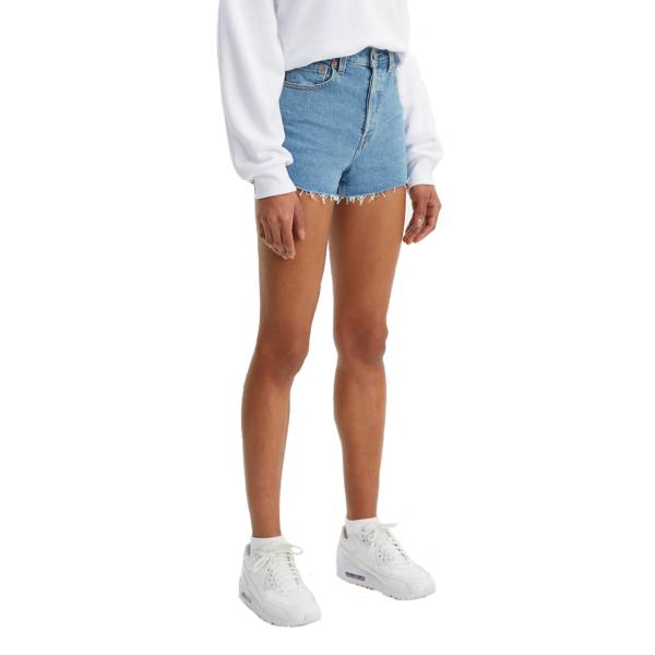 Levi's® Ribcage Denim Women Shorts - Tango Stonewash (77879-0005)