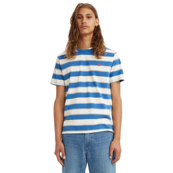 Levi's® The Original HM Tee Flowing Stripe - Star Sapphire (56605-0091)