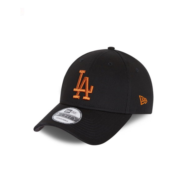 NEW ERA LA Dodgers 9Forty Cap - Black (60112608)