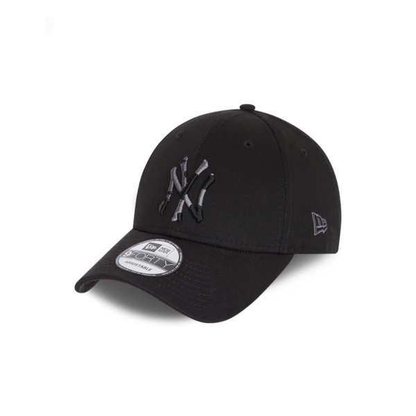 NEW ERA NY Yankees City Camo 9Forty Cap - Black (60112622)