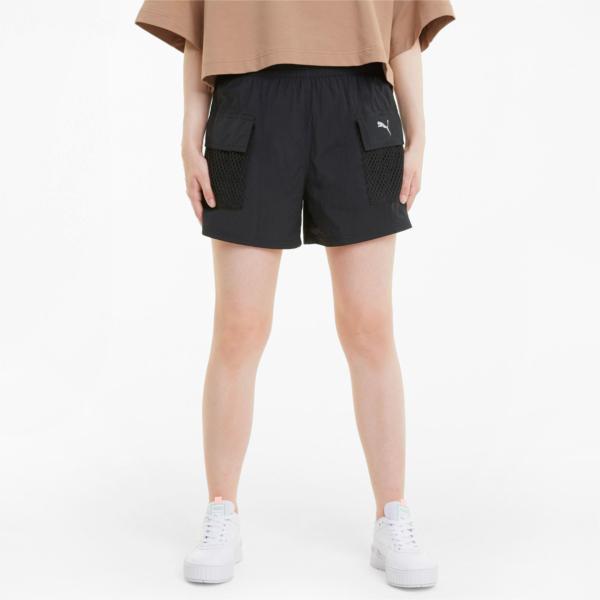 PUMA Evide Women Shorts - Black (599775-01)