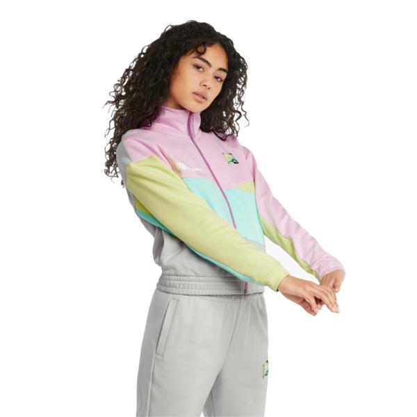 PUMA International Track Jacket - Gray Violet (531651-09)