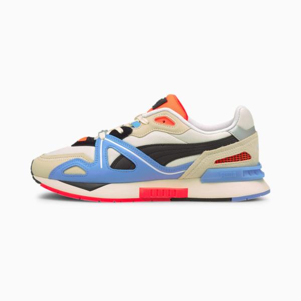 PUMA Mirage Mox Sneakers - Eggnog/ Fiery Coral (375167-02)