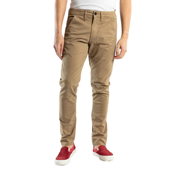 REELL Flex Tapered Chino - Dark Sand (RLJ19502)