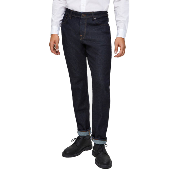 SELECTED Leon Jeans Slim Tapered - Rinse (16075649)