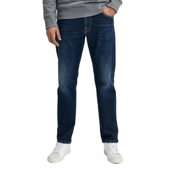 SELECTED Scott Jeans Straight (16080602-Dark-Blue)