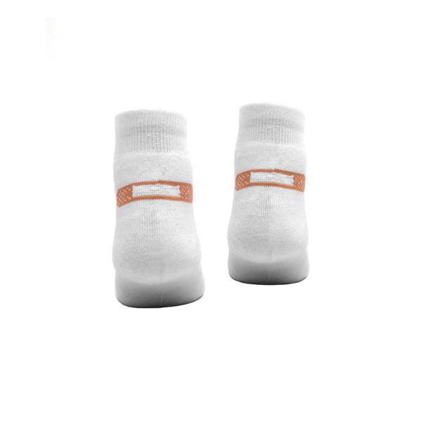 SOCK ING Low Hansaplast - White (S50117-02)