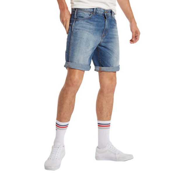WRANGLER Denim Men Shorts - SledgeHammer (W14CGW15X)