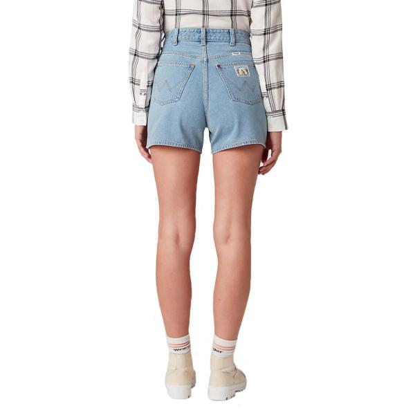 WRANGLER Mom Denim Shorts - Honolulu (W22DWP76Q)