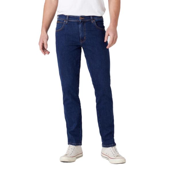 WRANGLER Texas Slim Jeans - Blue Storm (W12SLQ36P)