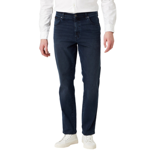 WRANGLER Texas Slim Jeans - Bruised River (W12SLT364)