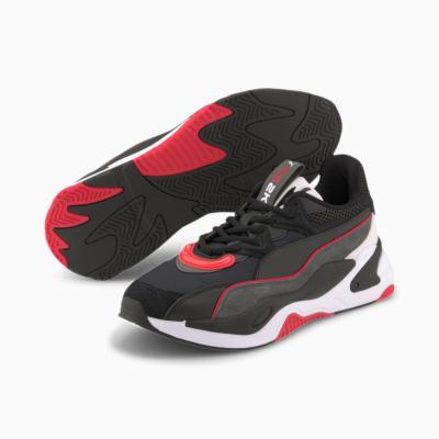 PUMA RS-2K Messaging Men Sneakers - Black/ Dark Shadow (372975-06)