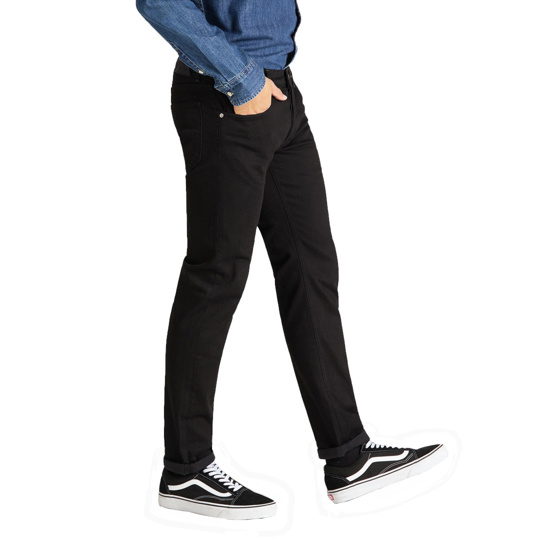LEE Daren παντελόνι τζιν - Μαυρο (L706-HF-AE)