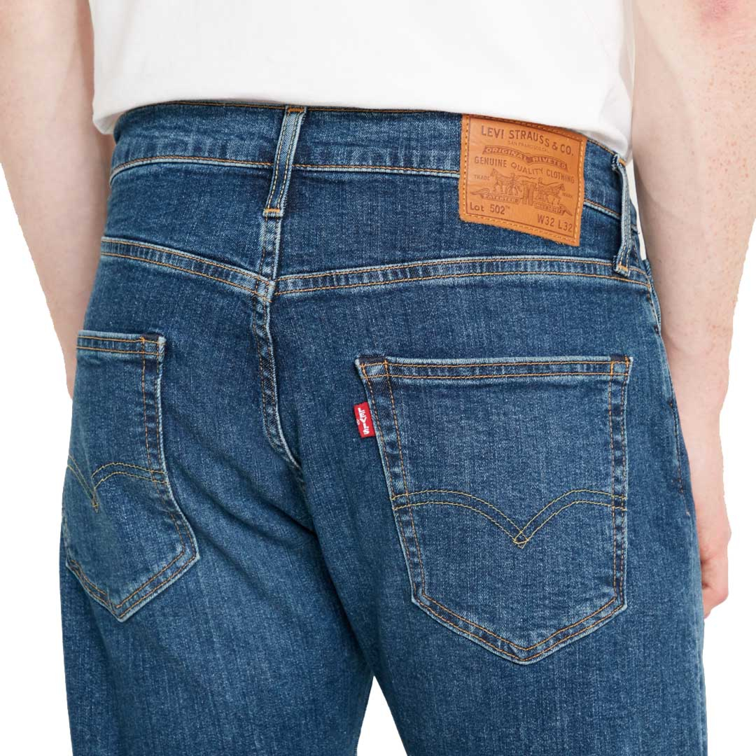 Levi's® 502™ Taper Jeans - Wagyu Moss (29507-0775)