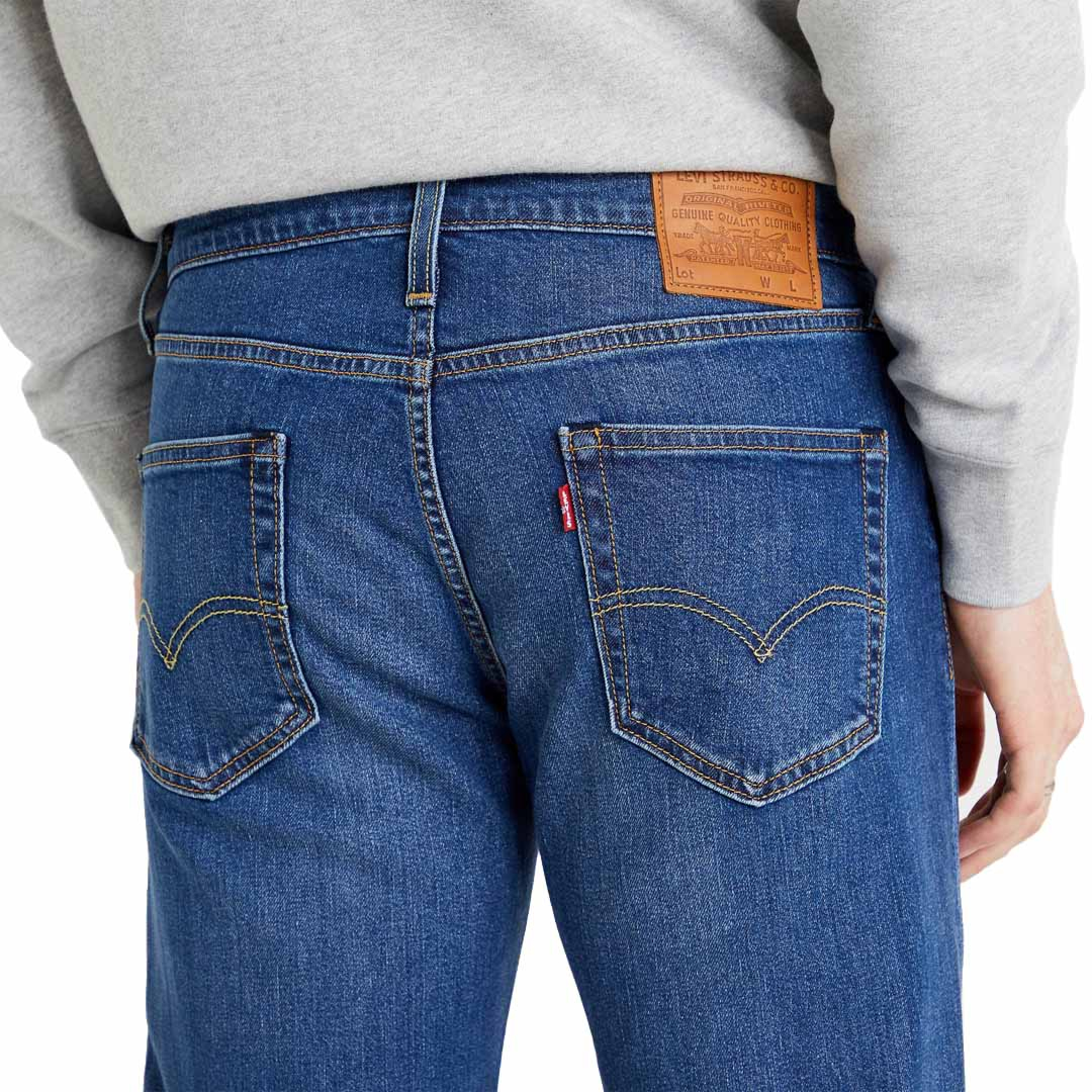 Levi's® 511™ Jeans Men Slim Fit - Poncho And Righty (back pocket)