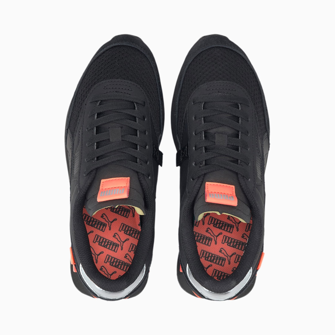 PUMA Future Rider Tulle Παπούτσια Γυναικεία Μαύρο (374134-02)