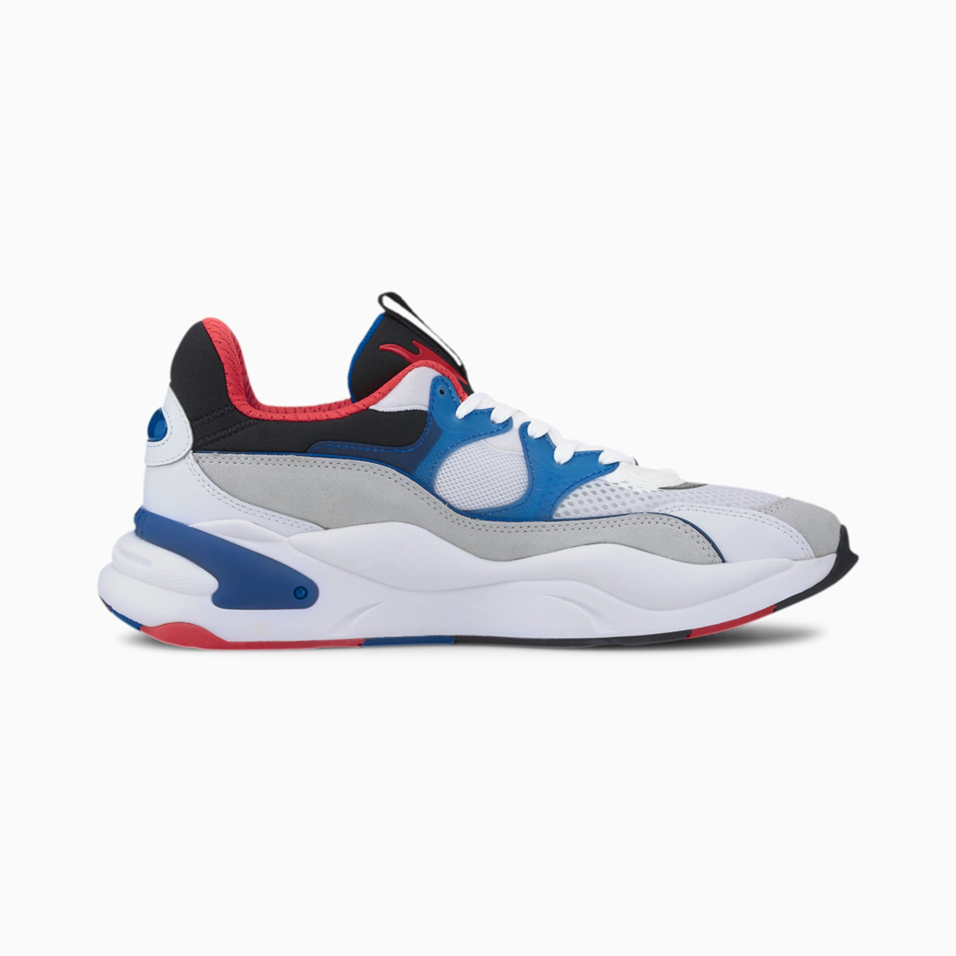 PUMA RS-2K Internet Exploring Αθλητικά Παπούτσια - Λευκό/ Μπλε Ρουα (373309-04)