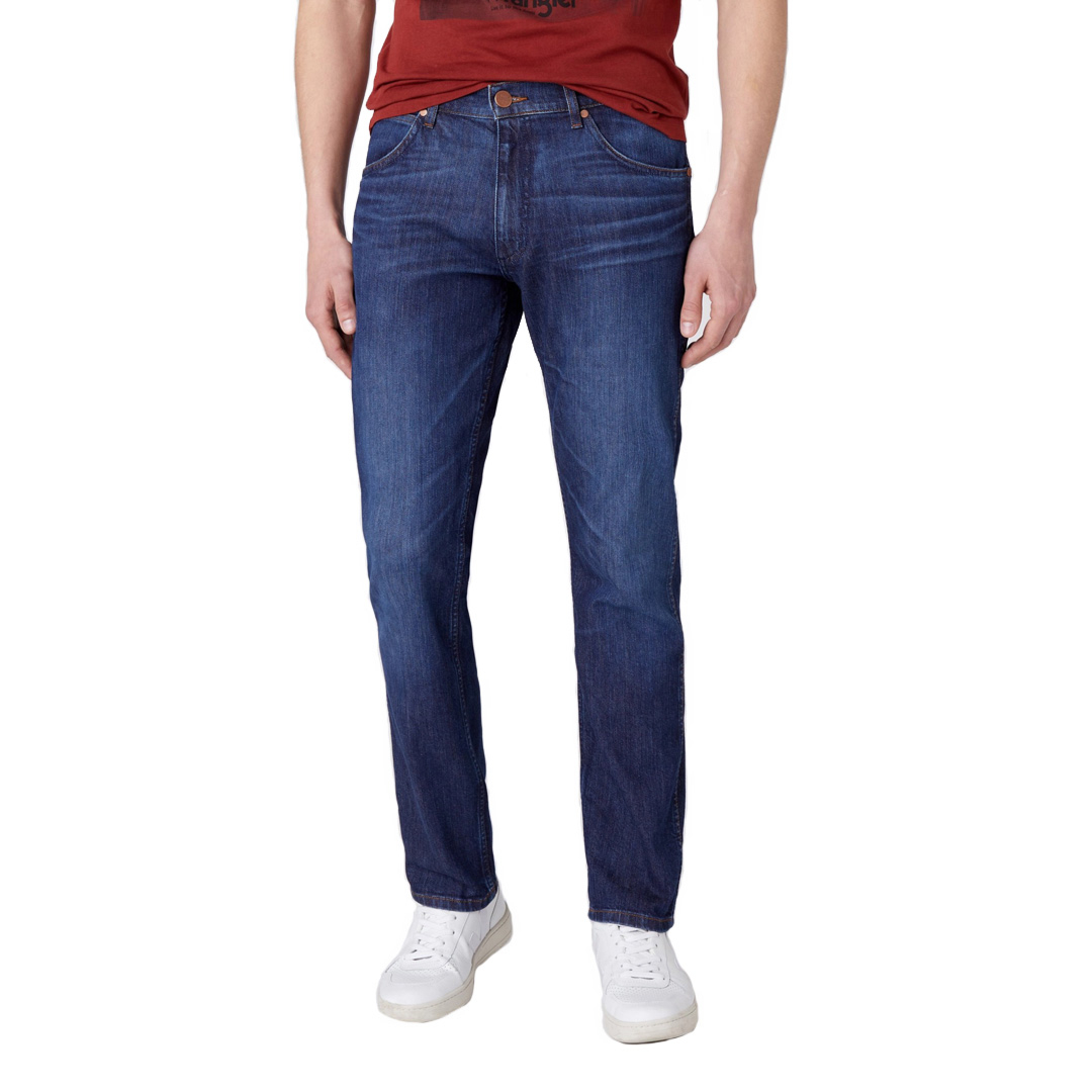 WRANGLER Greensboro Jeans Regular - The Outlaw (W15QP1132)
